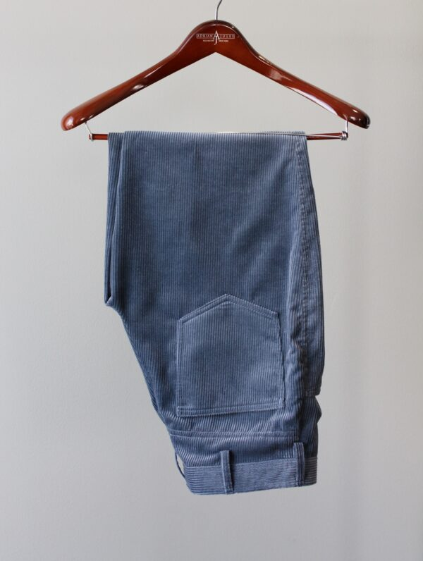 5 pocket tailored casual